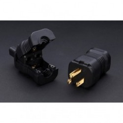 Furutech High Performance Power connector, FI-15M Plus(G)