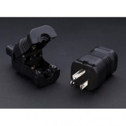 Furutech High Performance Power connector, FI-15M Plus(R)