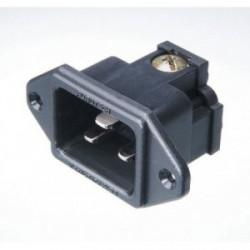 Furutech 16A 250V / 20A 125V AC Inlet / Nylon body, FI-33(R)