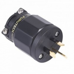 Furutech 24k Gold Plated Conductor for Australian/New Zealand, FI-AU3112-N1(G)