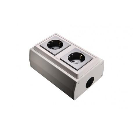 Furutech Hi Performance Schuko AC Power Distributors 16A 250V (R ), FP-SWS-D Wall Box