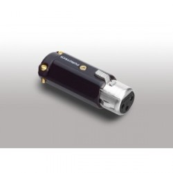 Furutech High End Performance XLR connector(Female), FP-602F(G)