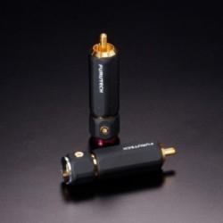 Furutech PCOCC Central PIN RCA Connector 9.3mm (Bulk), FP-110(G)