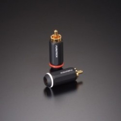 Furutech PCOCC Central PIN RCA Connector 7.3mm, FP-126(R)