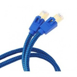 Furutech High Performance LAN Cat 7 Network Cable, LAN-7-1.2M