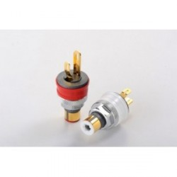 Furutech High End Performance RCA socket - Gold plated (2pcs/set), FT-903(G)