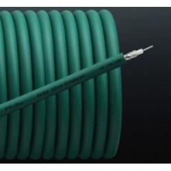 Furutech Coaxial Digital & Visual Cable(Pure Silver Conductor+Teflon) (50m/R) , FX-Alpha-Ag