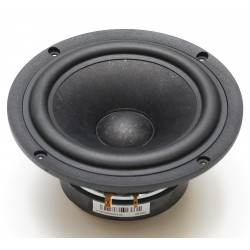 "SB Acoustics 6"" mid/woofer, 35mm VC NRX Norex Uncoated cone, SB17NRXC35-8-UC"