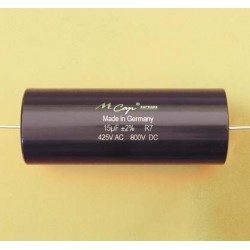 Capacitor MKP Mundorf MCap Supreme 1200 VDC 0.1 uF