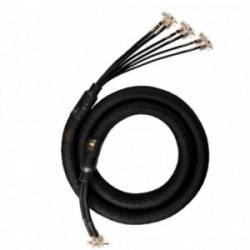 Kimber Summit Series Loudspeaker cable TRIFOCAL XL, TFXL-6(1.8m) xxxx-xxxx