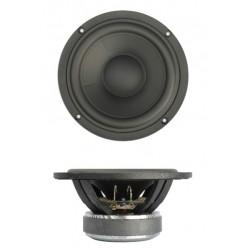 "SB Acoustics 6"" mid/woofer, 35mm VC NAC Alu Cone BLACK, SB17NBAC35-8"