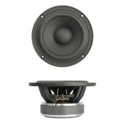 "SB Acoustics 5"" mid/woofer, 30mm VC NAC Alu Cone BLACK, SB15NBAC30-4"