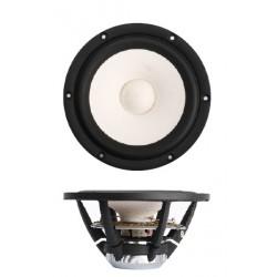 "SB Acoustics 6.5"" Satori midwoofer Natural White, MW16PNW-4"