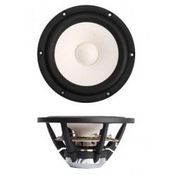 "SB Acoustics 6.5"" Satori midwoofer Natural White, MW16PNW-8"