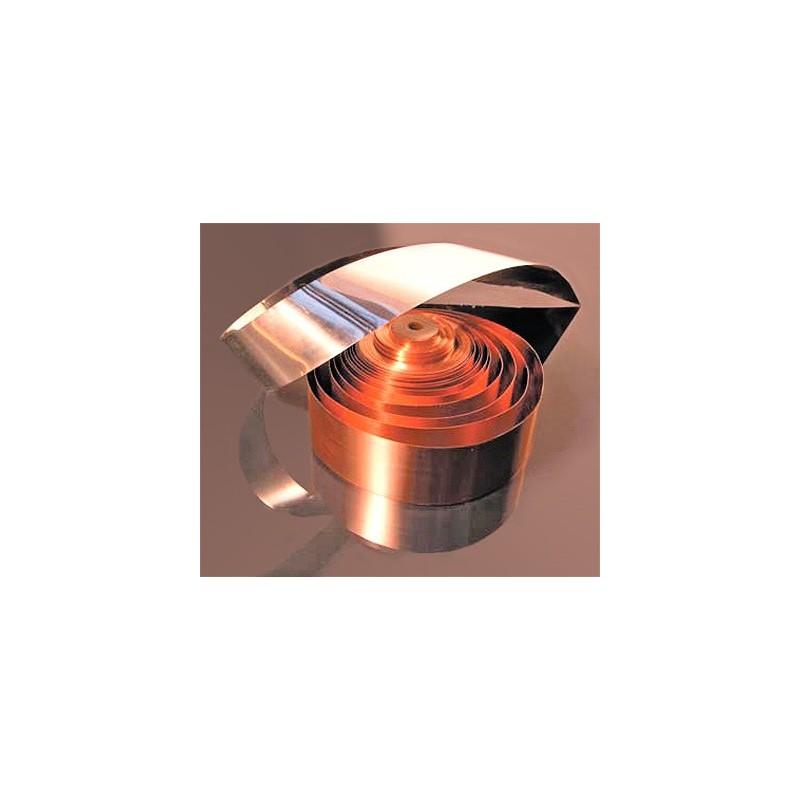 Copper Cross Connect : Copper foil mundorf m connect cf fcu cross section