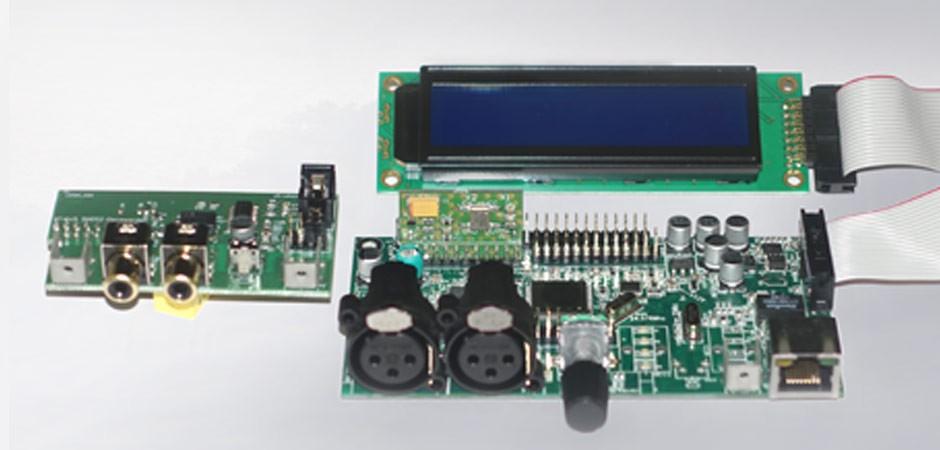 Accuton Electronics, DSP 192-4-111 - Fidelity Components Shop
