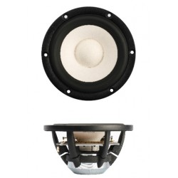 "SB Acoustics 5"" Satori Natural White midrange , MR13PNW-8"