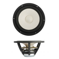 "SB Acoustics 6.5"" Satori midrange, Natural white , MR16PNW-4"