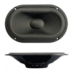 SB Acoustics PASSIVE RADIATOR NRX, SB34NRX-00