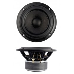 "SB Acoustics 4"" mid/woofer, 25mm VC PFC, Round Basket, SB12PFCR25-4"