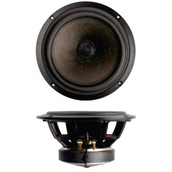 "SB Acoustics 5"" mid/woofer, 25mm VC, Coaxial PFCR, SB13PFCR25-4-Coax round basket"