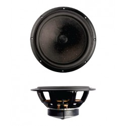 "SB Acoustics 6"" mid/woofer, 25mm VC, Coaxial PFCR, SB16PFCR25-4-Coax round basket"