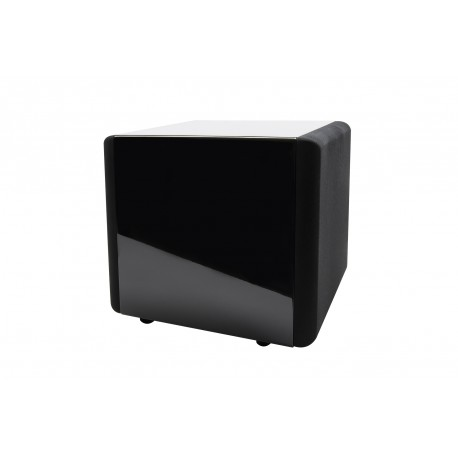 EarthquakeSound MINIME-P12-V2 640 Watts Ultra-compact Subwoofer BLACK