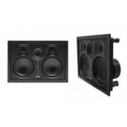 EarthquakeSound EWS-530C edgeless speakers