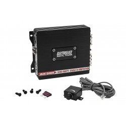 EarthquakeSound MINI-D1000 Mono Subwoofer Amplifier