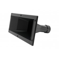 EarthquakeSound EQH-326 rectangle plastic horn