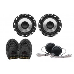 EarthquakeSound FC-6-2 Component focus speakers