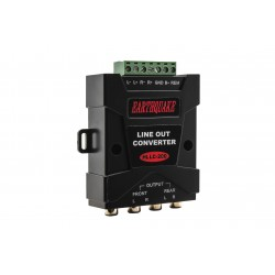 EarthquakeSound HLLC-200 4-CHANNEL LINE OUT CONVERTER