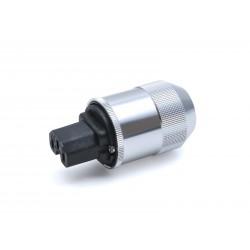 Oyaide IEC-C15 connector (platinum/palladium plating) F1