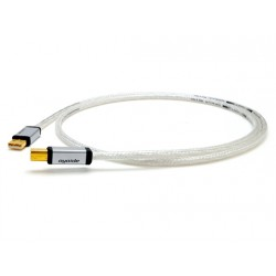 Oyaide 5N Silver USB 2.0 cables Continental 5S V2 0.6m