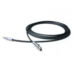 Oyaide Headphone cable 3.5mm TRS plug -mini XLR F HPSC-X35 1.3m