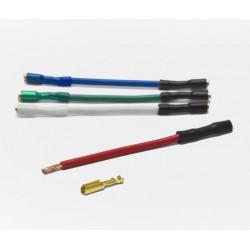 Oyaide 102SSC Headshell wire set 4pcs set HSR-102