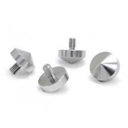 Oyaide Stainless-steel Spikes for OCB-1 series 4pcs set OSP-SS