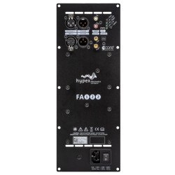 Hypex DIY Class D Plate amplifier FusionAmp FA122
