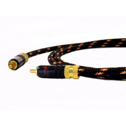 Hypex DIY Class D Cable set Interlink ST RCA-RCA 0