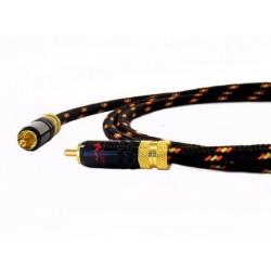 Hypex DIY Class D Cable set Interlink ST RCA-RCA 3m