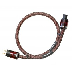 Power cable by StereoArt (DH-Labs RedWave) Oyaide C-079/P-079e, 1m