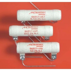 Resistor MOX Mundorf Supreme 20W 4.7 Ohm Metal Oxide