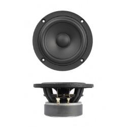 "SB Acoustics 4"" midrange with rubber NRX2 Norex cone, SB12MNRX2-25-4"