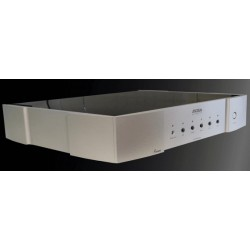 Metrum Pavane USB R2R DAC with AES/USB/I2S option, silver