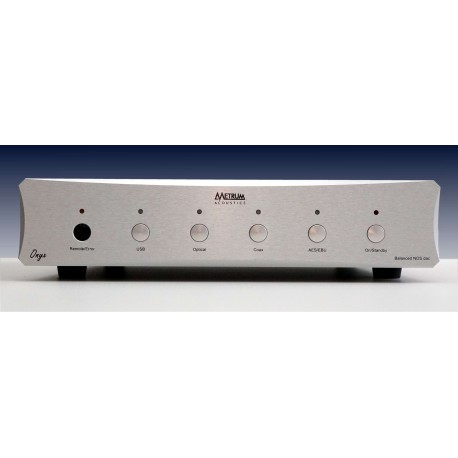 Metrum Onyx-S Digital Analog Converter, silver