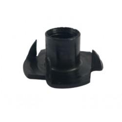 Jantzen Audio T-Nut Socket – M8. ø9,4 mm / Height: 10 mm, 014-0031