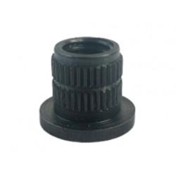 Jantzen Audio T-Nut Socket – M8. ø10 mm / Height: 12 mm, 014-0037