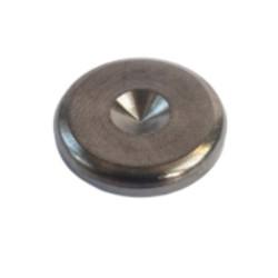 Jantzen Audio Universal Spike Floor Pad, ø18 mm / Height: 4 mm, 014-0045