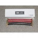 DH-Labs Silversonic OFH-12 Jumper Cables set with Z-Plug