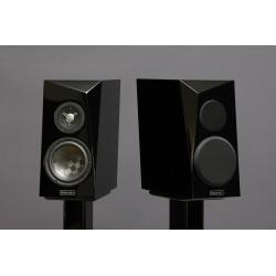 SB Acoustics ARA Beryllium dome Textreme TOP Edition - FineTuning by StereoArt, Black High Gloss